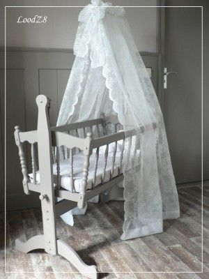 Baby Bed Wieg.Wieg Schommel Landelijk Nursery Baby Bassinet Baby Cribs Baby