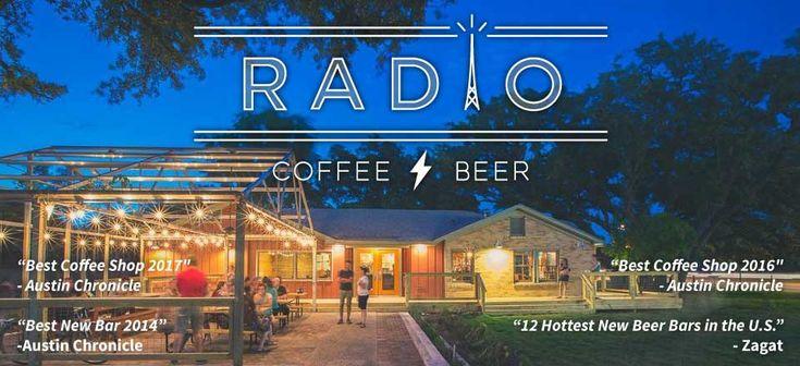 Radio Coffee & Beer Coffee, Live Music Events