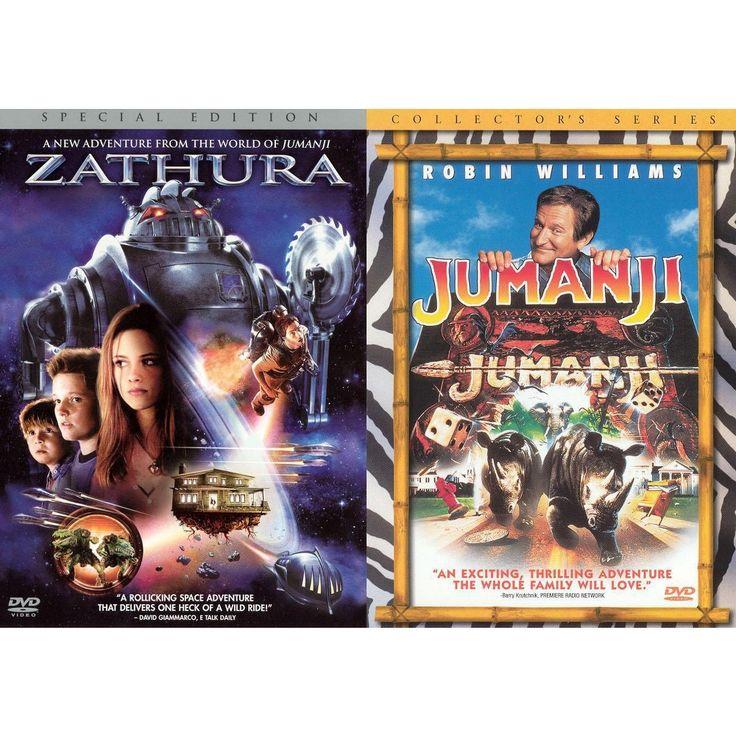 Zathura/Jumanji (2 Discs) (S) (Widescreen)