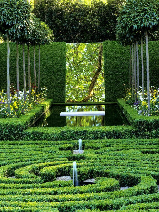 137 Best Images About Garden Designs On Pinterest | Gardens, South