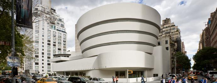 Guggenheim Celebrates Its 55th Anniversary on Instagram | In celebration of its 55th anniversary (October 21), the Guggenheim museum invited a group of Instagram users to shoot the building before it opened to the public, presenting it in a way it is rarely seen. Guggenheim, USA, 2014