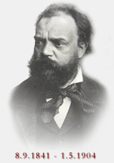 "Antonín Dvořák - composer (for exampel:  ""New World Symphony"")"