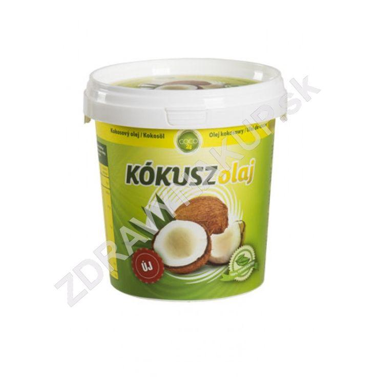 100% kokosový olej 500ml