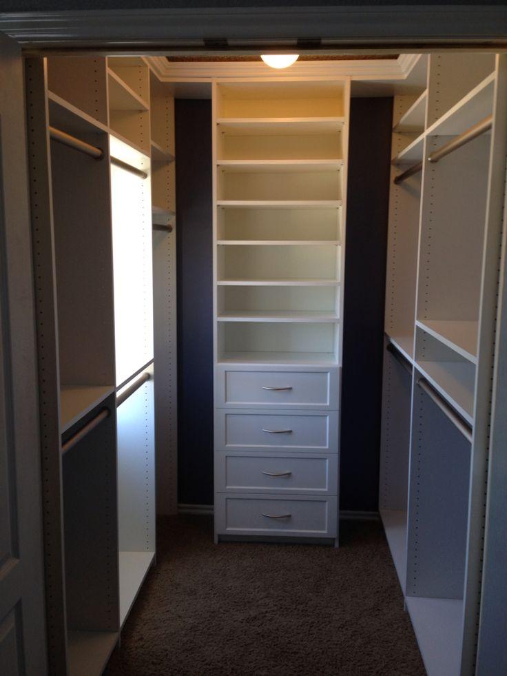 Best 25 small master closet ideas on pinterest small - Master bedroom closet ideas ...