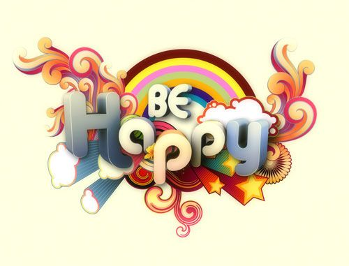 Don't Worry Be Happy!!