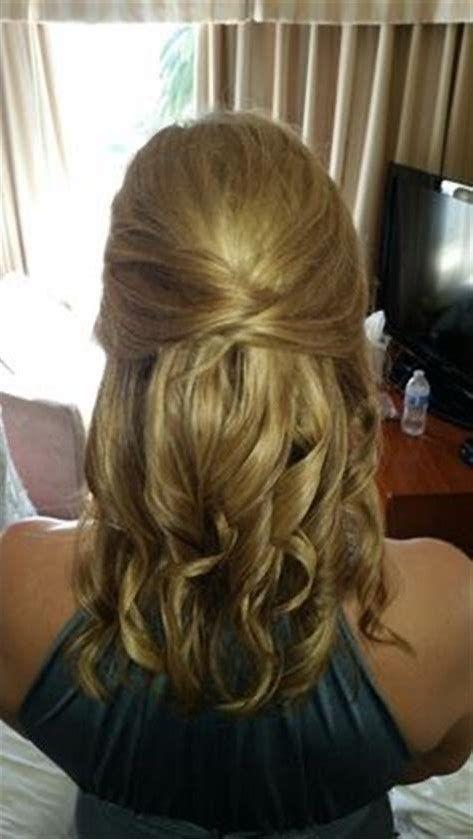 Hochzeitsfrisuren Mittlere Länge Half Up The Bride 45+ Ideas – Hair Styles