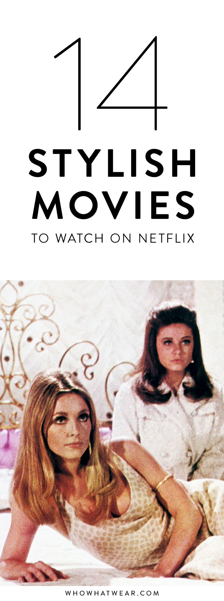 From 'Valley of the Dolls' to 'Dior & I', these are the fashion films to watch on Netflix.