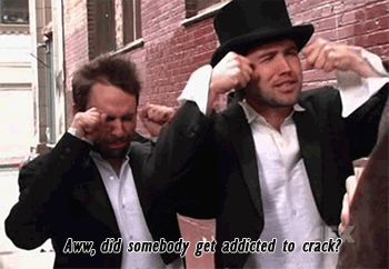 """There's no time for whiners 