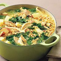 Chicken and White Bean Stew: White Beans, Chicken, Soups Stews, Food ...