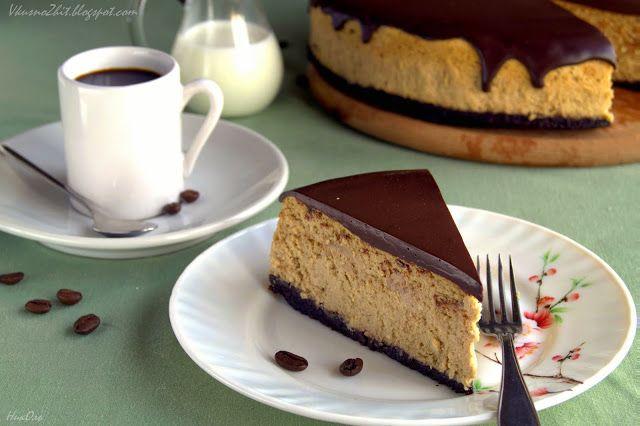 Вкусно жить не запретишь! : Чизкейк Кофе-шоколад