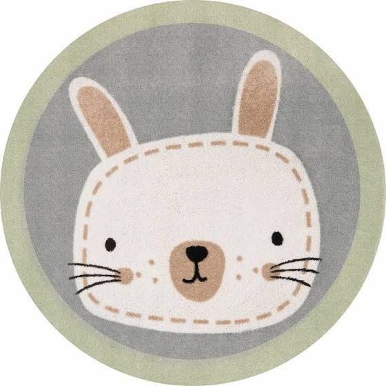 Die besten 25+ Kinderteppich rund Ideen auf Pinterest - kinder teppich beige gelb