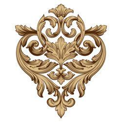 Vintage baroque ornament. Retro pattern antique st…