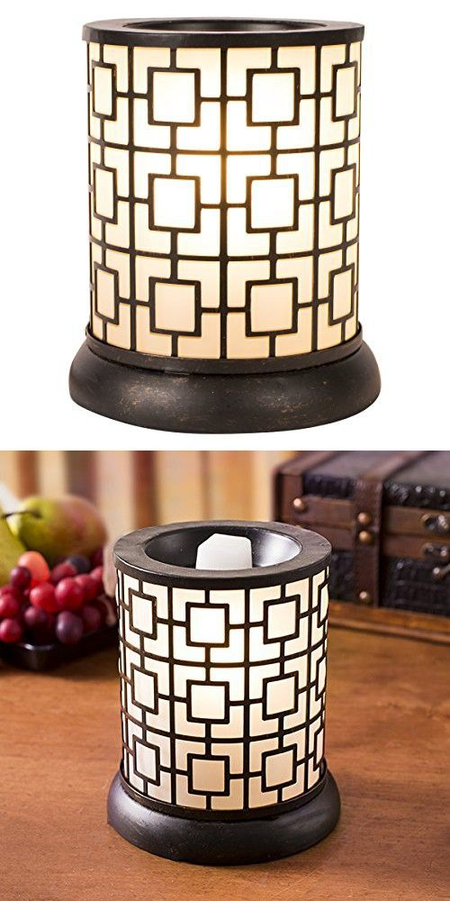 Cumberland Wax Warmer 25w Bulb ScentSationals - Air Freshener - Full Size Electric Candle Warmer 120V. Home Décor
