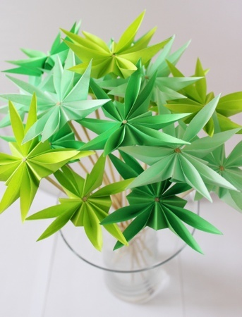 Green dream bukett from Trines design, www.epla.no
