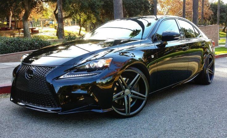 Lexus IS | Vossen CV5's...  http://www.tustinlexus.com/