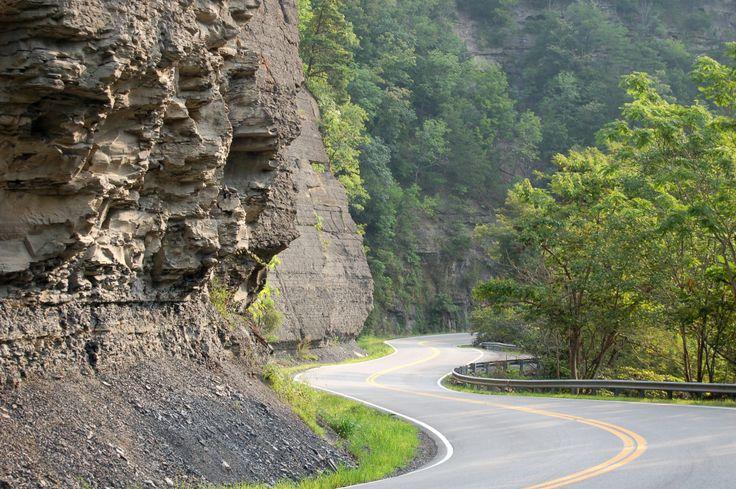 Eastern Kentucky roads