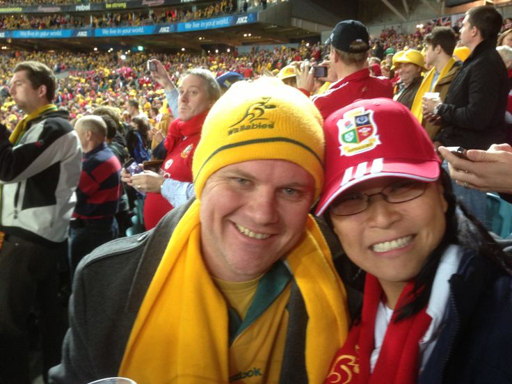 Wallabies v British & Irish Lions