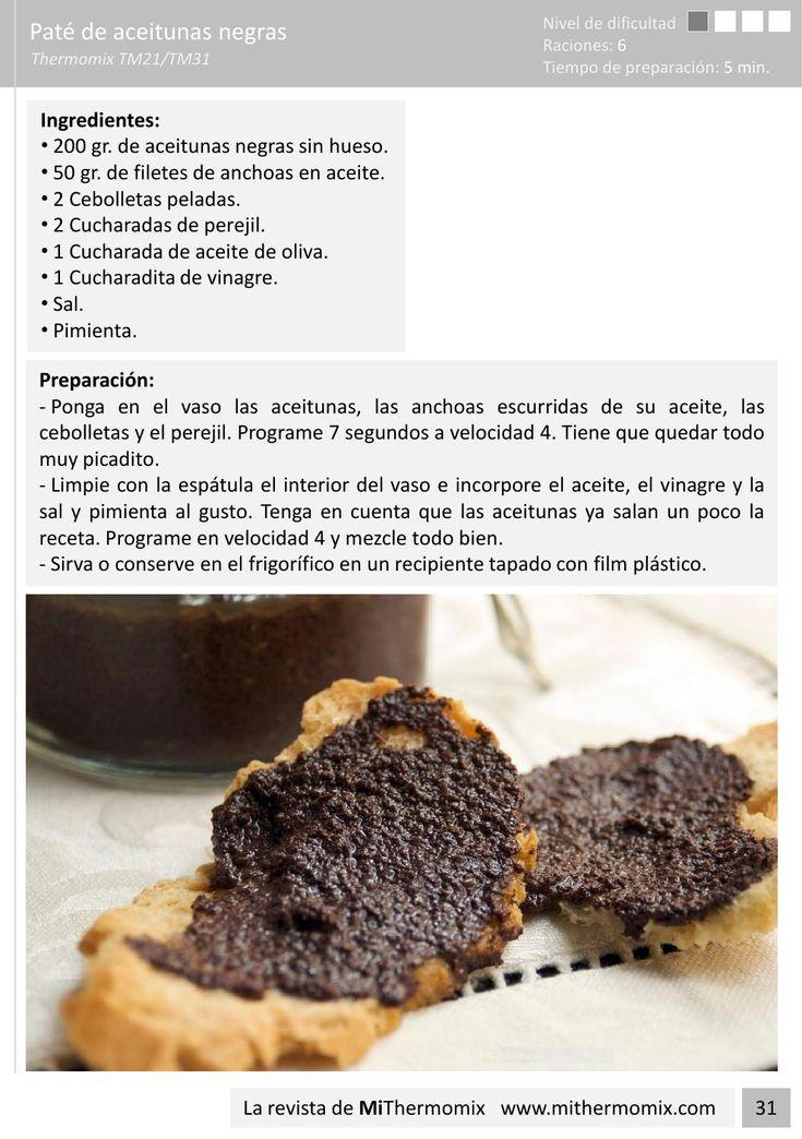 Las mejores recetas de mi thermomix by Montserrat Reyes