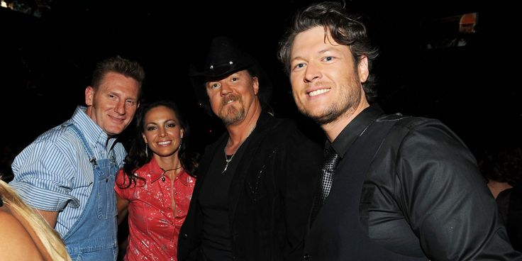 Blake+Shelton+Wants+Joey+and+Rory+Feek+to+Win+a+Grammy+Instead+of+Him  - CountryLiving.com