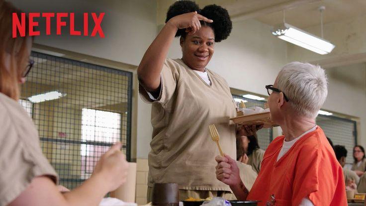Orange Is The New Black - Season 3 Bloopers - Netflix