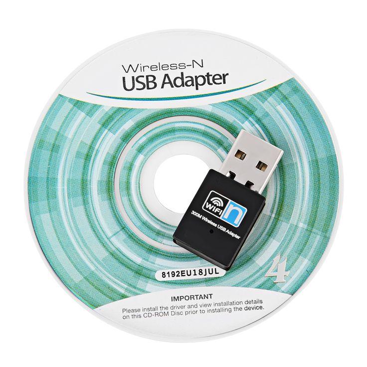$4.58 (Buy here: https://alitems.com/g/1e8d114494ebda23ff8b16525dc3e8/?i=5&ulp=https%3A%2F%2Fwww.aliexpress.com%2Fitem%2FWireless-WiFi-Adapter-300Mbps-USB-Network-Card-2-4-GHz-Portable-WiFi-Receiver-802-11n-b%2F32787656350.html ) Wireless WiFi Adapter 300Mbps USB Network Card 2.4 GHz Portable WiFi Receiver 802.11n/b/g  External Wifi For Computer Desktop for just $4.58