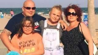 Braintree house fire: Father pays tribute to wife and daughter