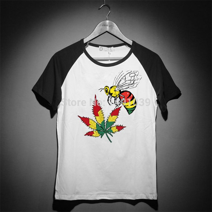Cheap shirt gold, Buy Quality shirt paul directly from China fly dragonfly rc helicopter Suppliers: raggae rasta bee weed flower honey bob marley tee shirt fly with me sweatshirt