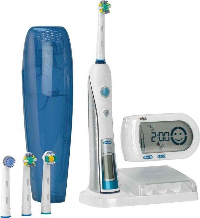 szczoteczka elektryczna do zębow braun