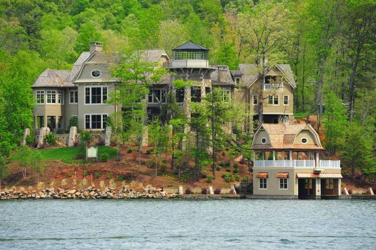Georgia Mountain Lake Homes For Sale