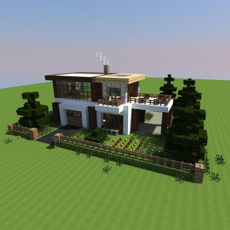 25 best ideas about easy minecraft houses on pinterest for Maison moderne lego