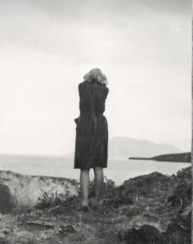"""""""L'avventura"""" by Michelangelo Antonioni (1960) - Monica Vitti"""