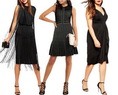 Black Hen Party Dresses