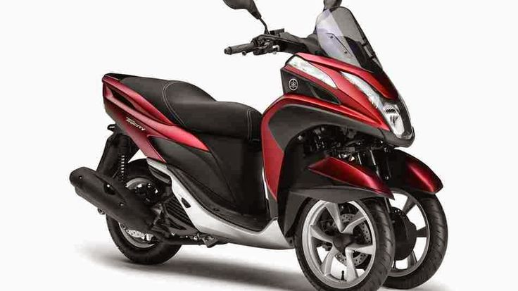 Yamaha Tricity 125 Specifications - Yamaha Tricity Philippines.. Three-Wheels Motor