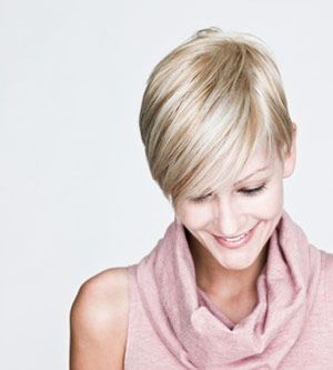 Pixie Crop  #hair