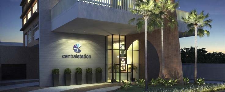 Central Station Curitiba 33m² de Área Privativa  1 Dorm -   Avenida Marechal Floriano 696  Centro - Curitiba - PR Plantão  Valor Sob Consulta
