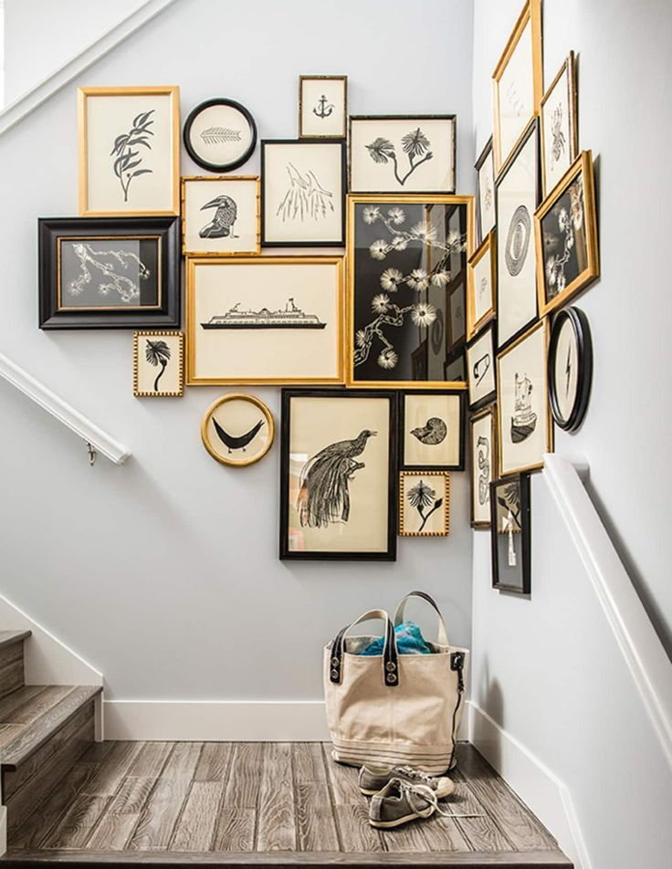 50 Gorgeous Gallery Walls You Ll Want To Try In 2020 Gallery