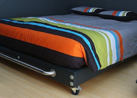 best 20 box bed frame ideas on pinterest king platform bed frame simple wood bed frame and. Black Bedroom Furniture Sets. Home Design Ideas