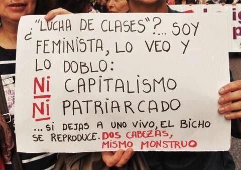 Feminismo marxista  