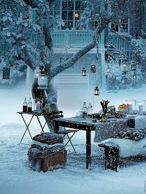 DREAMHOUSE: let it snow..let it snow..let it snow