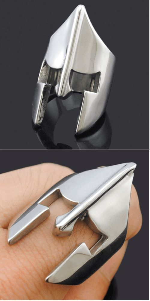 Best 25 cool rings for men ideas on pinterest cool for Spartan 6 architecture