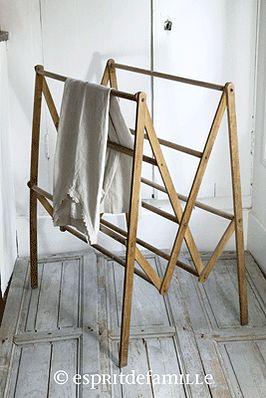 les 25 meilleures id es de la cat gorie claies de s chage sur pinterest s choirs linge. Black Bedroom Furniture Sets. Home Design Ideas