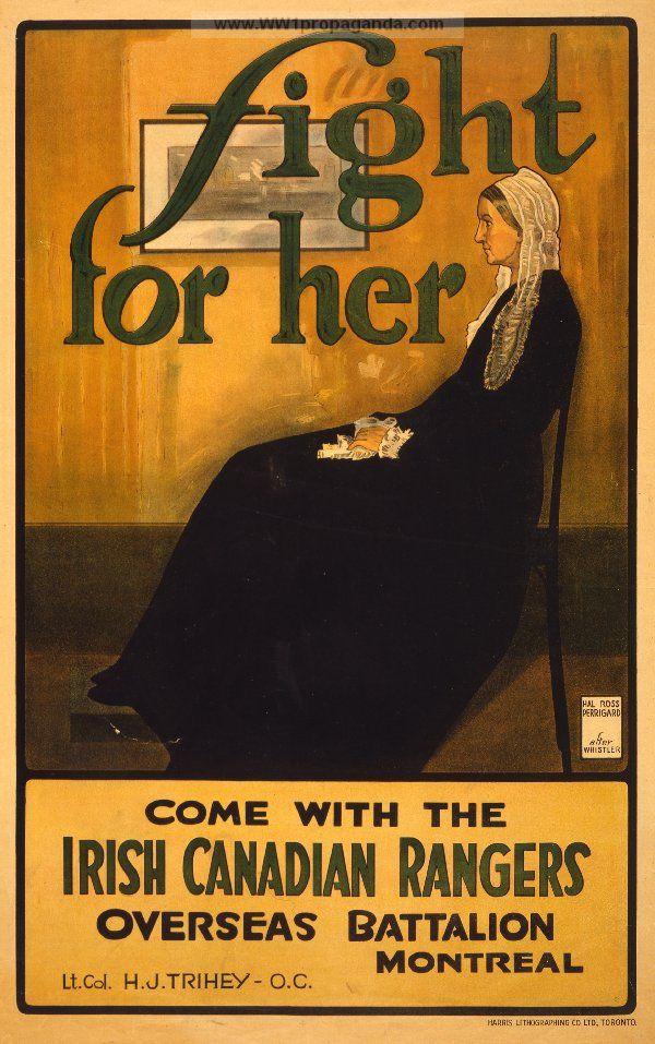 Canadian WW1 Propaganda