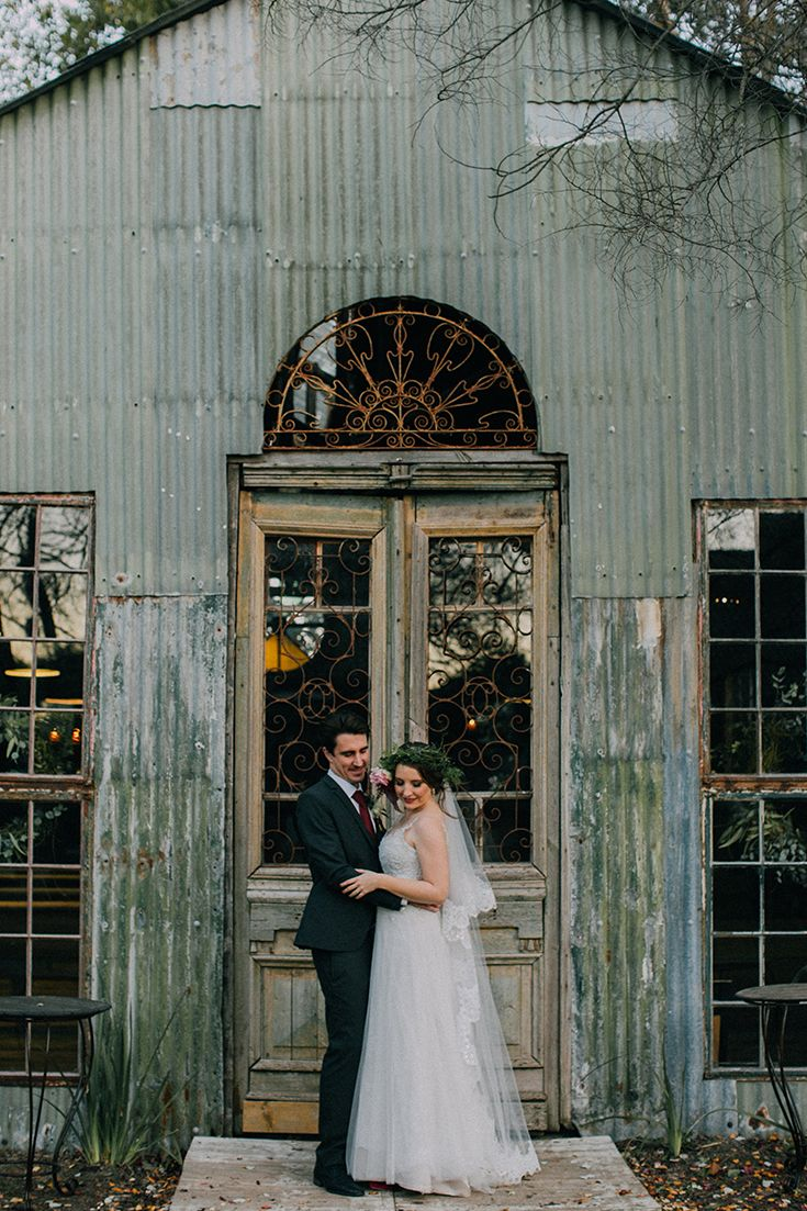 This old rustic shed is just dreamy! It's actually an old chapel at the winelands wedding venue, Simondium Country Lodge. I thought it would make the perfect setting for some romantic couple portraits.