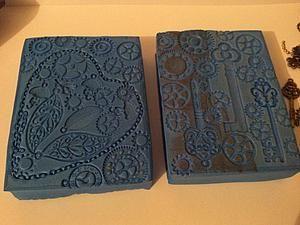 Создаем оригинальные фоновые штампы - Ярмарка Мастеров - ручная работа, handmade