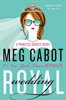How Writers Are Living A Life of Writing: Book Review: Royal Wedding by Meg Cabot