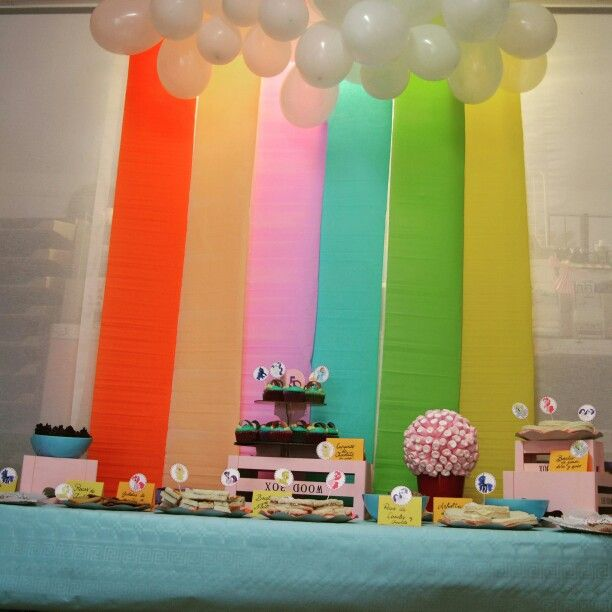 Mesa dulce #mylittleponyparty #fiestaspersonalizadas #fiestamylittlepony