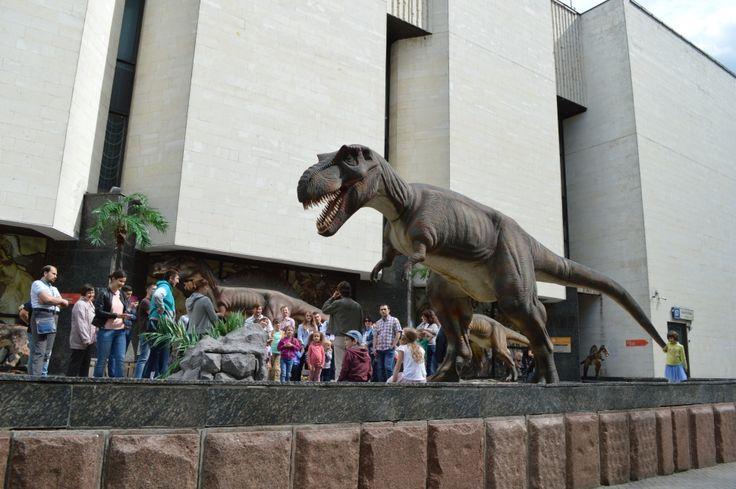 ФОТО: День отца отпраздновали в Дарвиновском музее