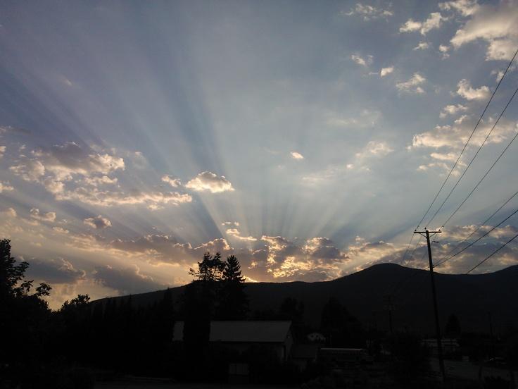 sunrise creston bc