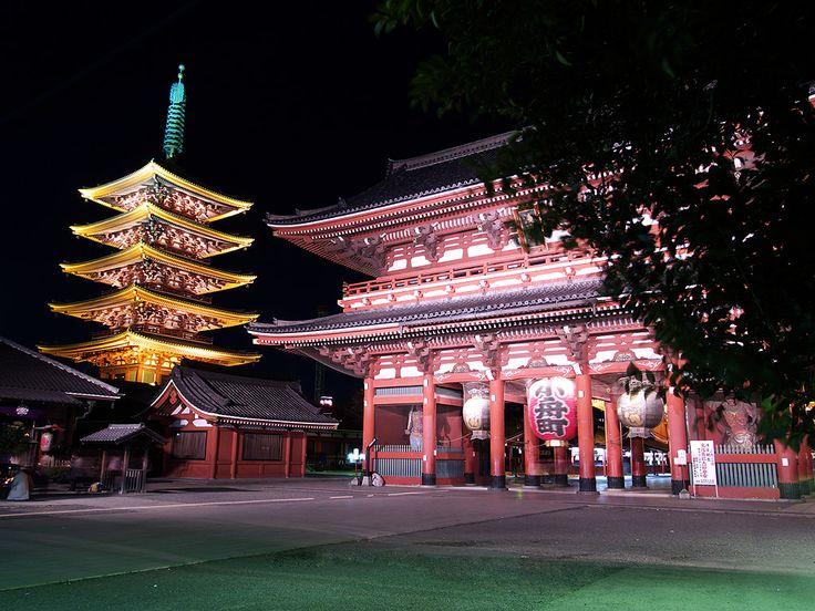 Asakusa, funnest part of Tokyo