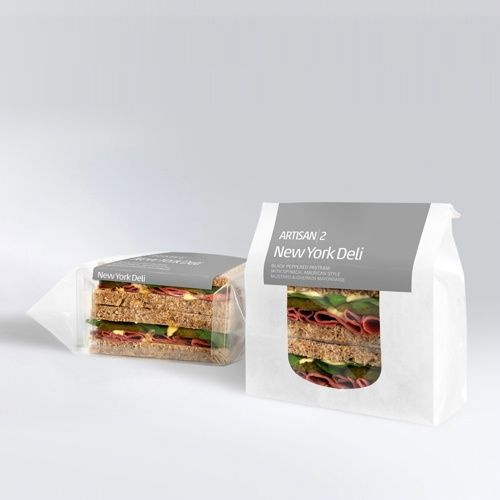 Sandwich Bag (use with Artisan inserts)